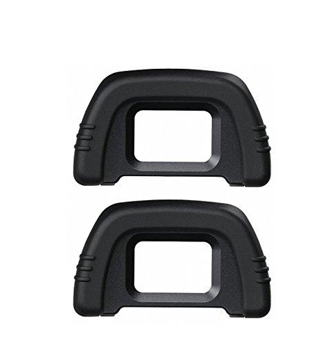 generic-lot-de-2-dk-21-oeilleton-en-caoutchouc-viseur-oculaire-pour-nikon-d7000-d750-d610-d600-d300-