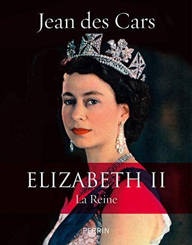 Elizabeth II par Jean des CARS