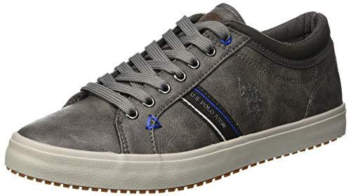 U.S. Polo Assn. WEY, Sneaker Uomo, Grigio Grey, 44, usato usato  Spedito ovunque in Italia