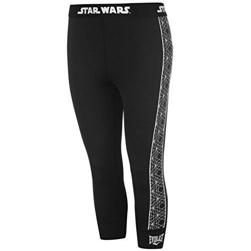 Wars Capri Leggings Kompression Sport Training Laufhose Star Wars 16 (XL) (Plus-size-star Wars)