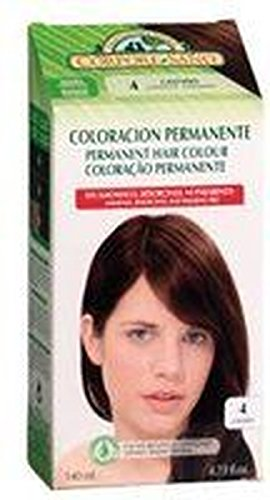 Tinte Castaño 4 140 ml de Corpore Sano