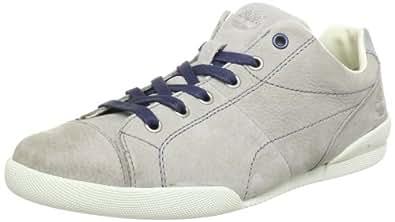 Timberland EK Split Cup Sole FTM_EK Splitcup Leather Cap Toe Oxford, Herren Sneakers, Grau (GRANITE GREY), 50 EU