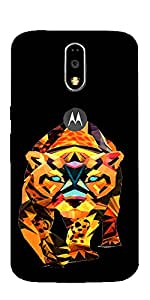 DigiPrints High Quality Printed Designer Soft Silicon Case Cover For Motorola Moto G4 Plus