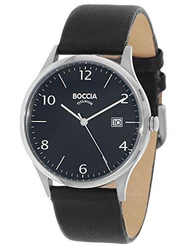 Boccia Montre Homme 3585-03