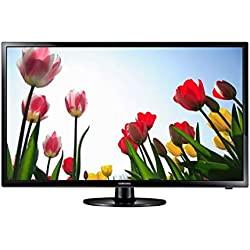 Samsung 59 cm (24 Inches) HD Ready LED TV 24H4003 (Black) (2017 model)