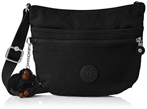 Kipling Cross-body Bag - ARTO S (True Black)