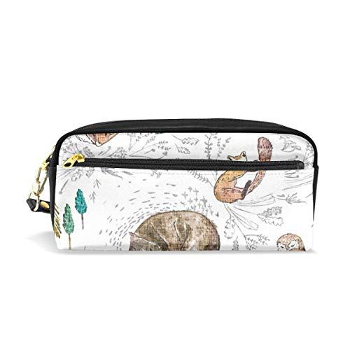Let's Go Zzzzz (bianco) _690 Sacchetti cosmetici Astuccio portatile da viaggio Trucco Organizer Borse multifunzione per le donne
