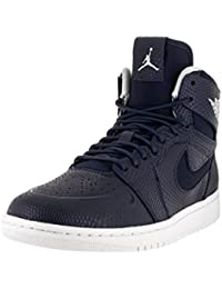 new style 12349 76ac4 Nike Air Jordan 1 Retro High Nouv, Chaussures de Basketball Homme