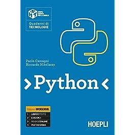 Python. Quaderni di tecnologie. Ediz. openschool. Per le Scuole superiori. Con e-book. Con espansion