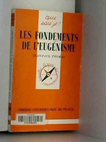 Les fondements de l'Eugénisme