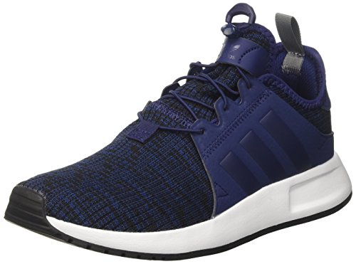 adidas Unisex-Kinder X_PLR J BY9876 Gymnastikschuhe, Blau Dark Blue/FTWR White, 38 2/3 EU