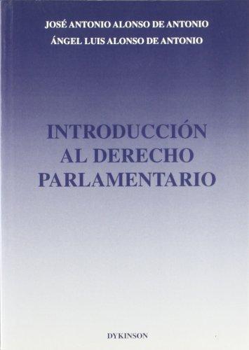 Introducción al derecho parlamentario