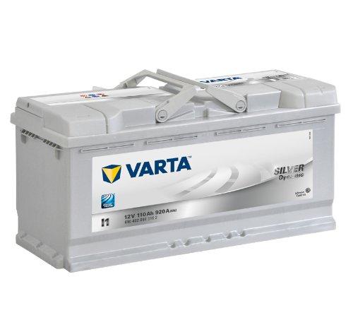 Varta I1 110AH Batteria Auto