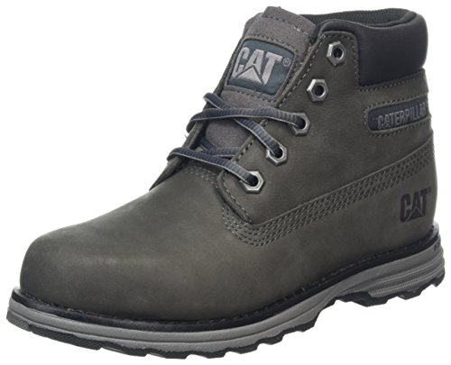 Caterpillar Founder, Bottes Chukka Homme, Gris (Kids Dark Cloud), 31 EU