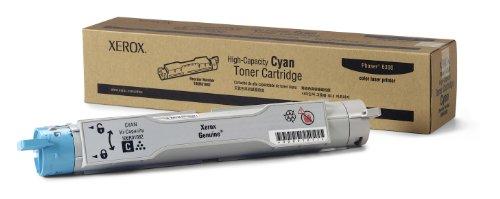 106R01082 - HC Cyan Toner Cartridge 7K Hochleistungs-Tonerpatrone Cyan, Phaser 6300 (Nicht kompatibel mit Phaser 6350) - 7k Toner Cyan