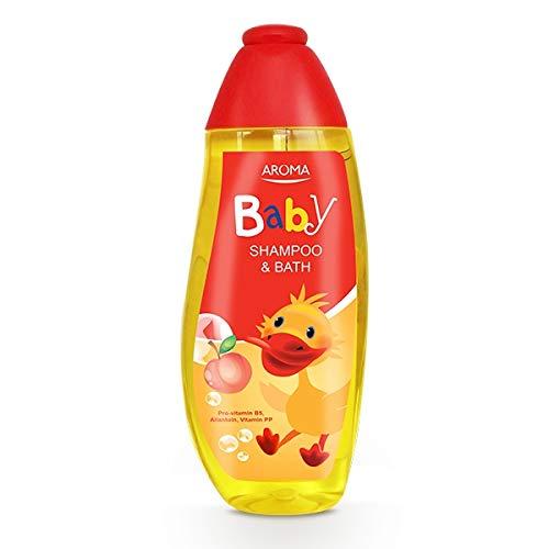 Aroma Shampooing bébé Pêche - 300 ml