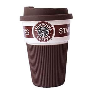 Grooto Starbucks Covered Mug (Brown)