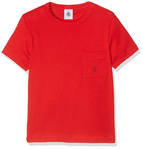 petit-bateau-boys-t-shirt-red-peps-3-years