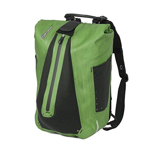 Ortlieb Vario QL2.1 - Rucksack und Radtasche - grün - uni