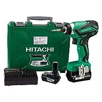 Hitachi Wh10Dal Akülü Darbeli Vidalama 1,5 Ah