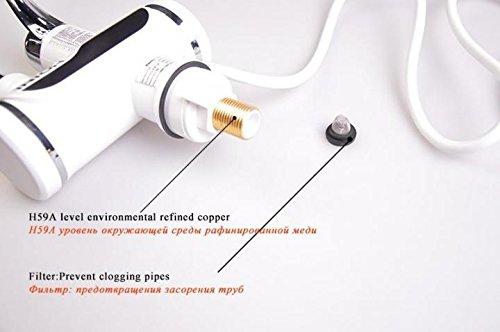 elektrischer durchlauferhitzer ratgeber infos top produkte. Black Bedroom Furniture Sets. Home Design Ideas