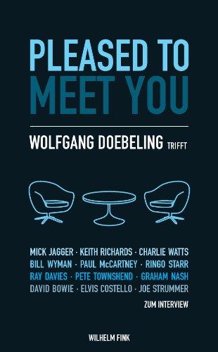Pleased To Meet You: Interviews mit Musikern