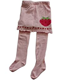 Weri Spezials. Rockstrumpfhose. Erdbeeren Motiv.