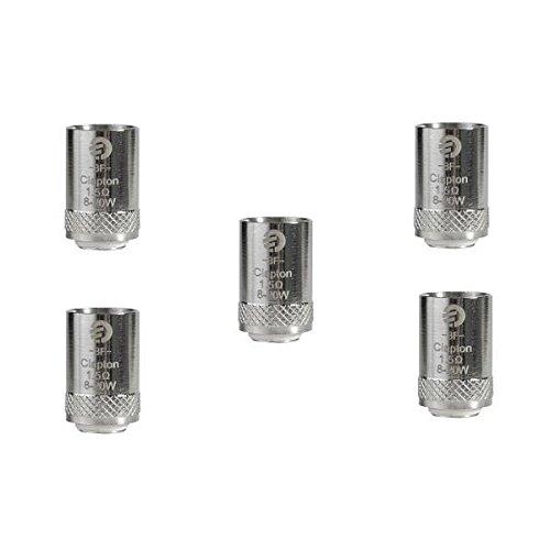 Joyetech-Cubis-BF-15-Ohm-SS316-Clapton-Ersatz-Coils-Packung-von-5-8-20W-Autentisch-Produkt-Erhlt-Kein-Nikotin