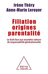 Filiation Origines Parentalité