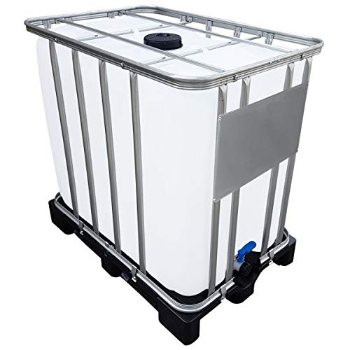 Werit 800l IBC Container auf PE-Palette NEU