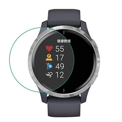 Für Garmin Venu Watch Schutzfolie,Colorful Soft TPU Schutzfolie HD Ultra-klare Transparenz TPU Displayfolie für Garmin Venu Watch (3 Stück)