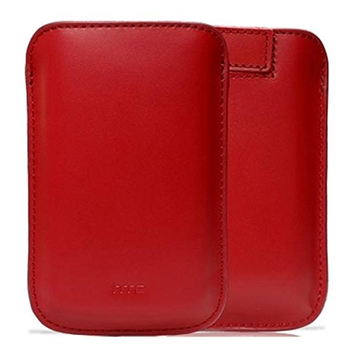 HTC PO S530 Generic Tasche for HTC Wildfire, Smart and HD Mini RED - Blister