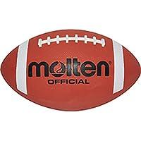 10x Molten–Pelota de gomaespuma Soft de AF Football piel de elefante Niños + RS de Sports Bolígrafo, marrón, Länge: 300 mm