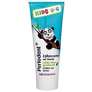 Perlodent Kids Zahncreme 75 ml