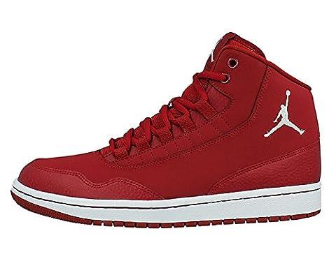 Nike Men's Jordan Executive Basketball Shoes, Red, 9.5 UK