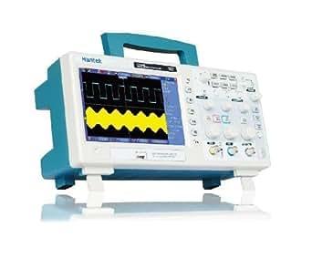 Mory DSO5102B 100MHz 2CH Oscilloscope Numérique 1GSa/s en temps réel échantillon