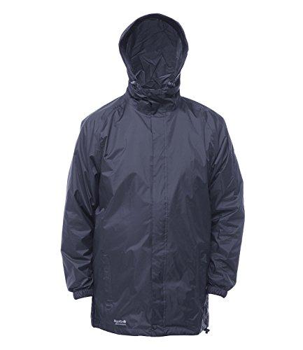 Regatta - Veste Homme Packaway II Vêtement de Travail Bleu - Bleu marine