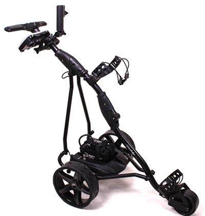 Elektro Golf Trolley CADDYONE 400 mit Lithium-Akku, 300W, 20Ah-Akku