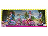 Barbie Puppen, Fahrräder, Roller und Spielzubehör