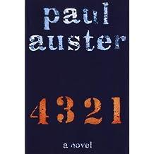 4 3 2 1 (4321): A Novel (International Edition)