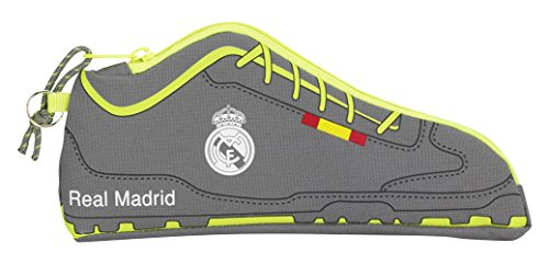 Real Madrid - Trainer Pencil Case  24 x 10 cm  Safta 811554584