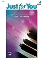 The fourth book in this popular series contains 10 solos written in a variety of styles and moods. Entertaining for the performer and listener, this volume contains lyrical waltzes, romantic ballads, lively rags and swinging jazz pieces.