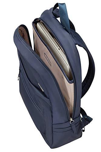 """SAMSONITE Move 2.0 14.5 Ltrs Dark Blue Laptop Backpack (SAM Move 2.0 LP BP 14.1"""" DK BU) Image 6"""
