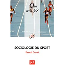 Sociologie du sport: « Que sais-je ? » n° 2765