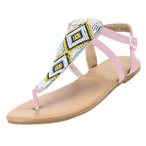 Vovotrade_scarpa con Fibbia alla Caviglia per Donna Sandali Infradito Sandali Donna Nero Giardini