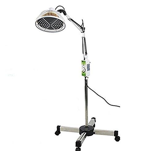 300W TDP Weit Infrarot Mineral Hitze Lampe Therapie Akupunktur Licht Abnehmbar Kopf Fußboden Modell
