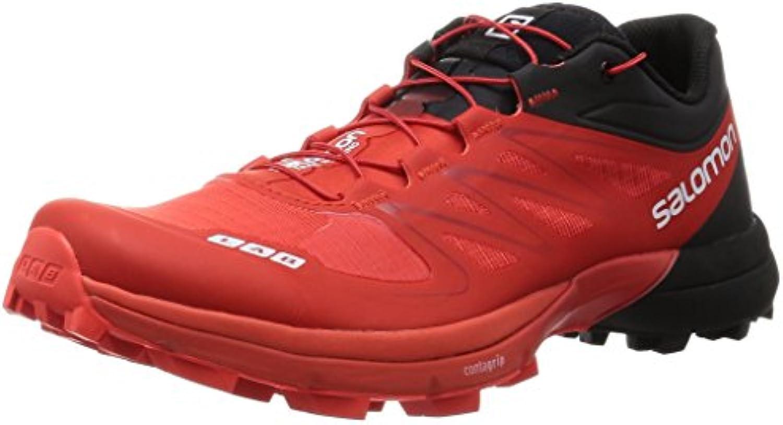 Salomon L37945700, Zapatillas de Senderismo Unisex Adulto