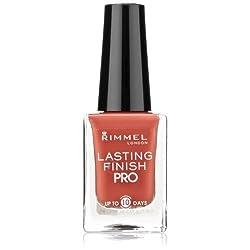 Rimmel Lasting Finish Pro Nail Enamel Desert Rose