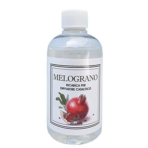 Ricarica Diffusore di profumo per lampada catalitica 500 ml. Melograno