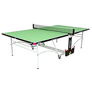 Butterfly Spirit 10 Outdoor Rollaway Tennis Table Review 2018 by Butterfly